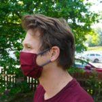 Handgenähte Mund- und Nasenmaske. Mundschutz in Deinem Style.